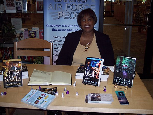 You are browsing images from: Afternoon with the Authors 2010