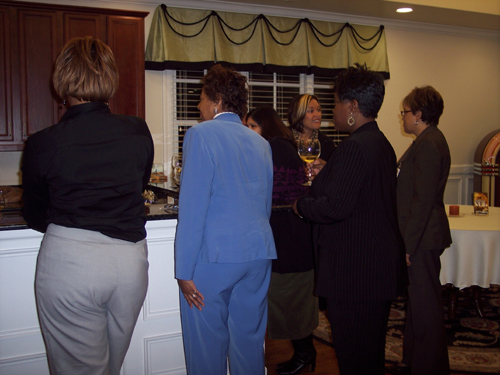 You are browsing images from: 1st Ladies Book Club 2009