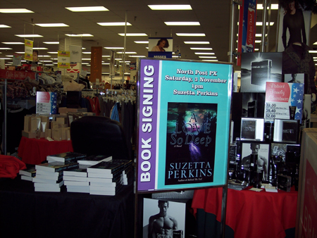 You are browsing images from: Book Signing at Ft. Bragg