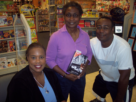 You are browsing images from: Book Signing at Northgate Mall