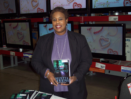 You are browsing images from: Book Signing at Sams
